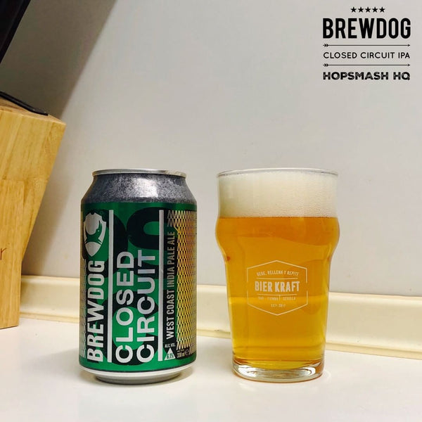 BrewDog - Closed Circuit IPA