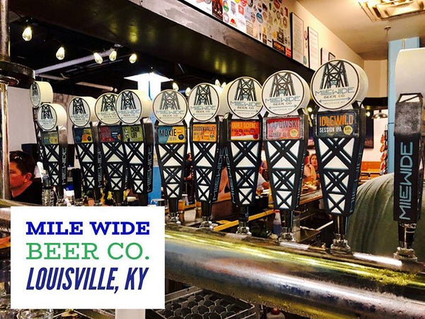 Mile Wide Beer Co. - Louisville, Kentucky