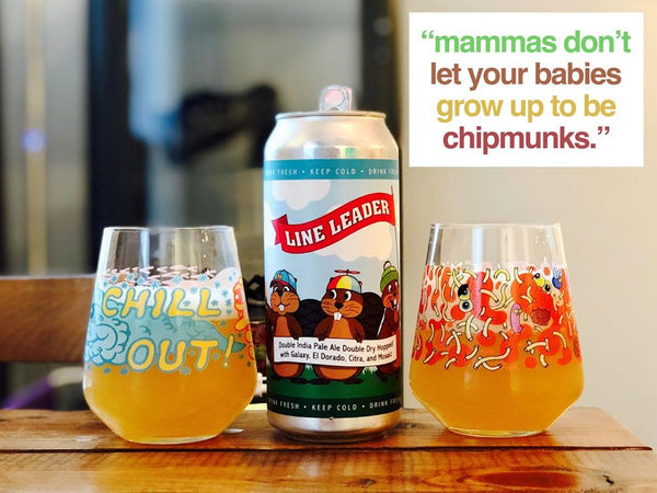 Lil' Beaver - Line Leader Double IPA