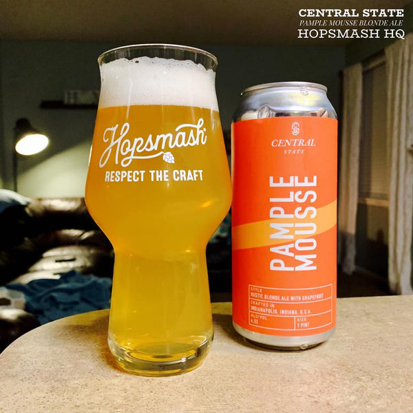 Central State - Pample Mousse Blonde Ale