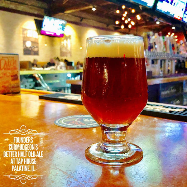 Founders - Curmudgeon's Better Half Old Ale