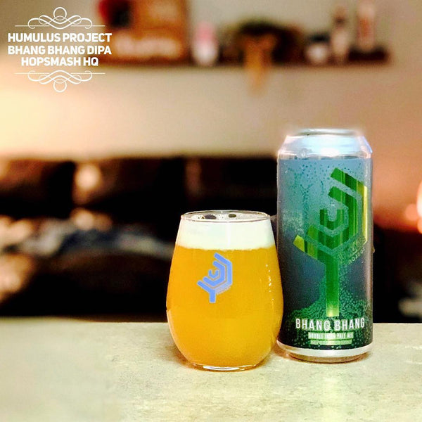 Humulus Project - Bhang Bhang Double IPA