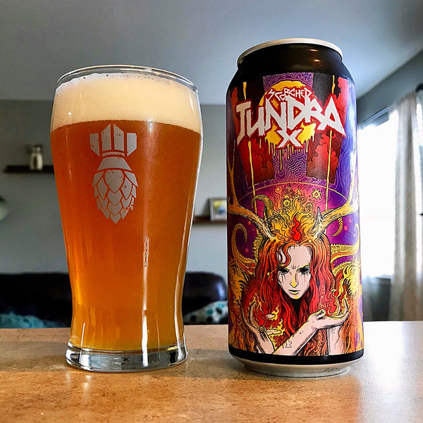 Pipeworks - Scorched Tundra X IPA