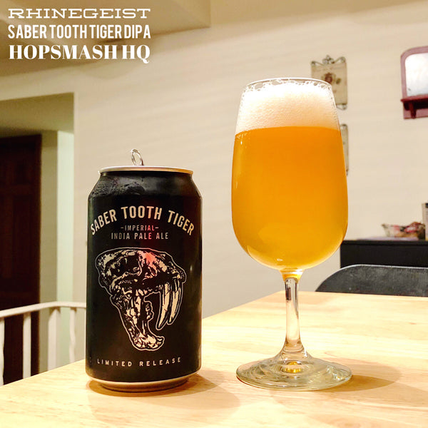 Rhinegeist - Saber Tooth Tiger Double IPA