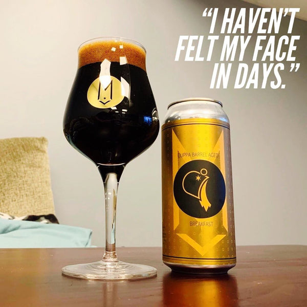Maplewood - BA Cuppa Breakfast Imperial Stout