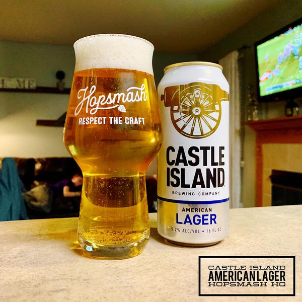 Castle Island - American Lager