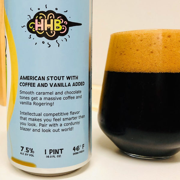 Hoof Hearted & Great South Bay - Belloq Coffee Stout