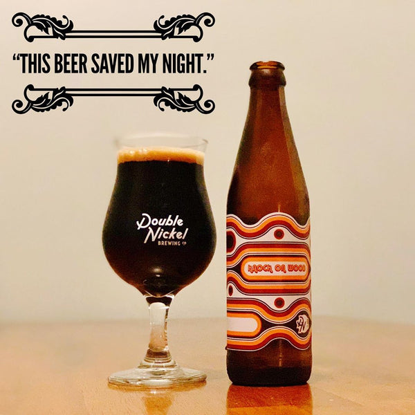 Double Nickel - Knock On Wood Imperial Stout