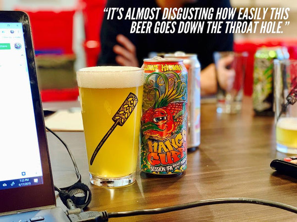 Pipeworks - Mango Guppy Session IPA