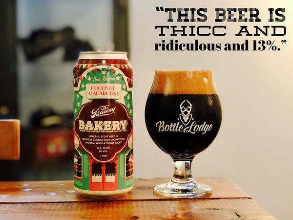 The Bruery - Bakery Coconut Macaroon Imperial Stout