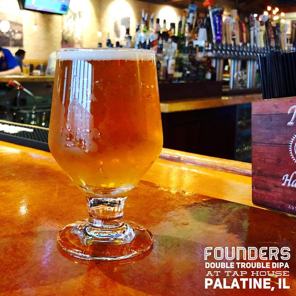 Founders - Double Trouble Double IPA