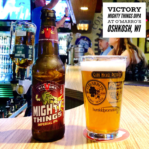 Victory - Mighty Things Double IPA