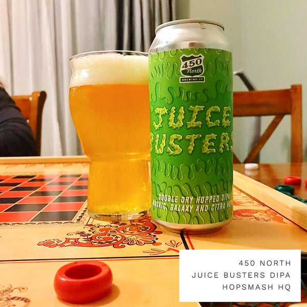 450 North - Juice Busters Double IPA