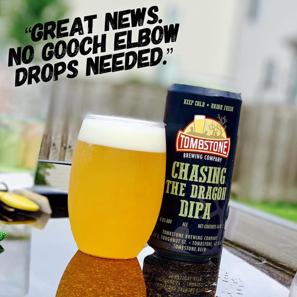 Tombstone - Chasing The Dragon Double IPA