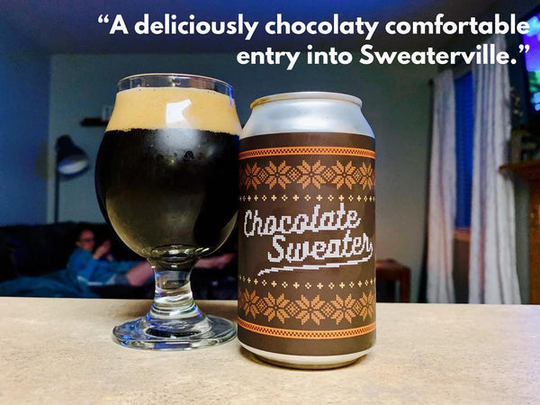 Hull's & Front Porch - Chocolate Sweater Imperial Stout