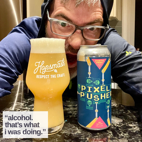 North Park - Pixel Pusher Double IPA