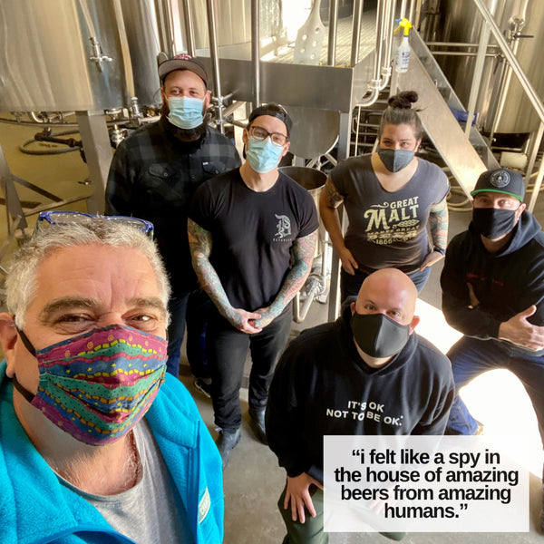 Solemn Oath Brewery - Naperville, Illinois (Things We Don't Say IPA Brew Day)