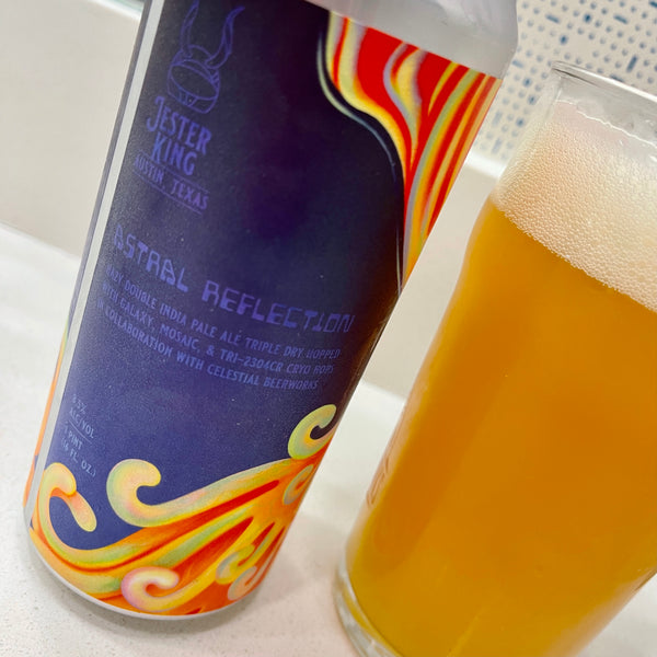 Jester King & Celestial Beerworks - Astral Reflections Double IPA