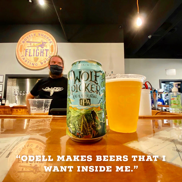 Odell - Wolf Picker Experimental IPA