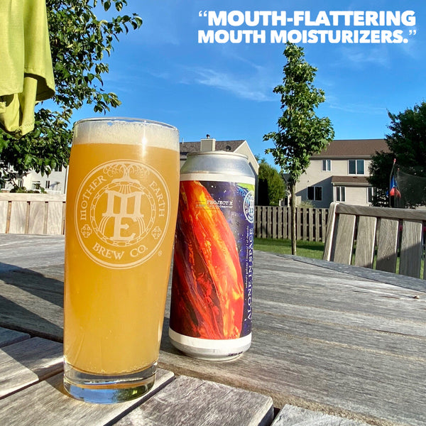 Mother Earth - Alone In Space IPA