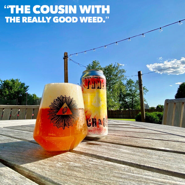 Black Lung - Tame The Chaos Double IPA