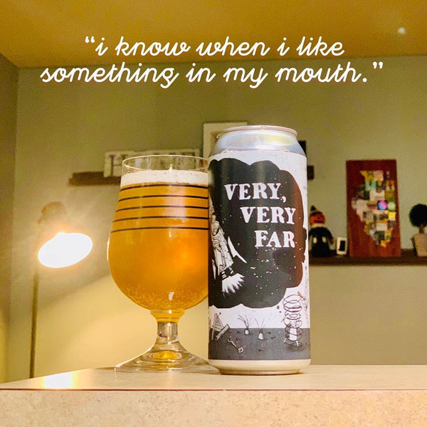 Off Color - Very, Very Far Blonde Ale