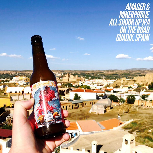 Amager & Mikerphone - All Shook Up IPA