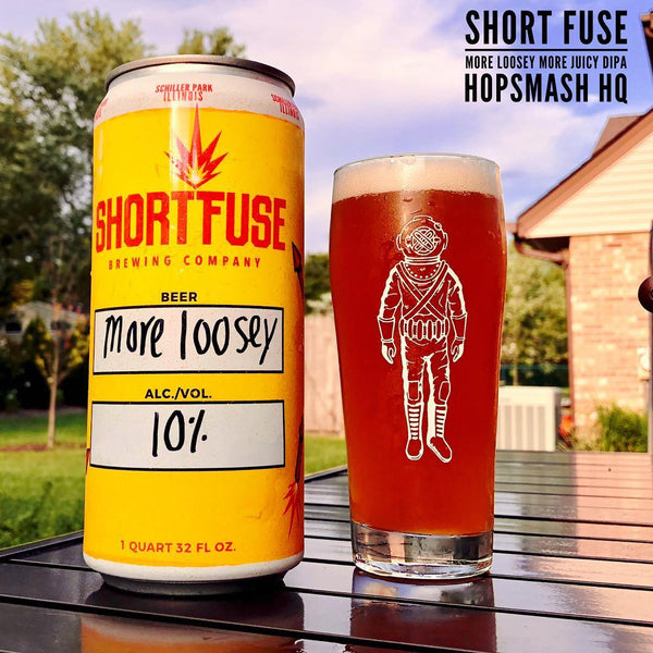 Short Fuse - More Loosey More Juicy Double IPA
