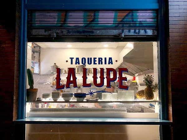 Taquería La Lupe in Seville, Spain by Hopsmash