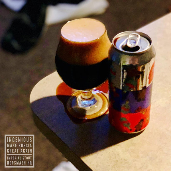 Ingenious - Make Russia Great Again Imperial Stout