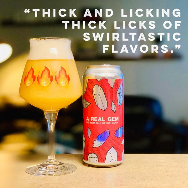 Pipeworks - A Real Gem IPA