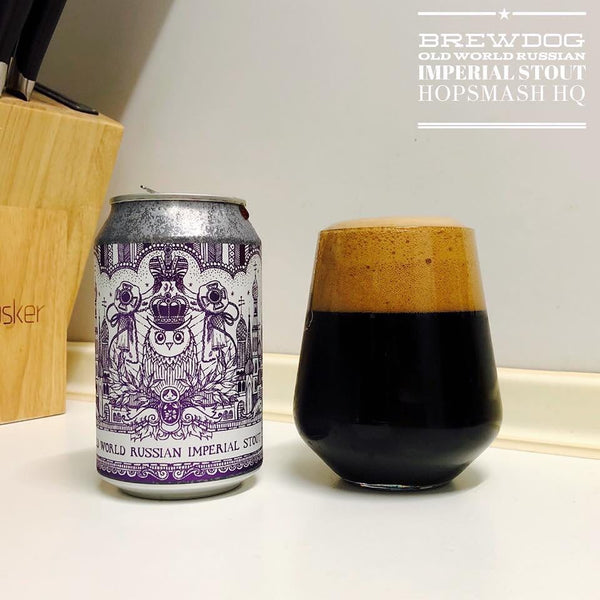 BrewDog - Old World Russian Imperial Stout