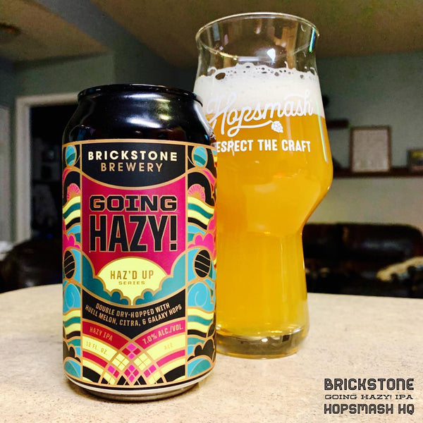 BrickStone - Going Hazy! IPA