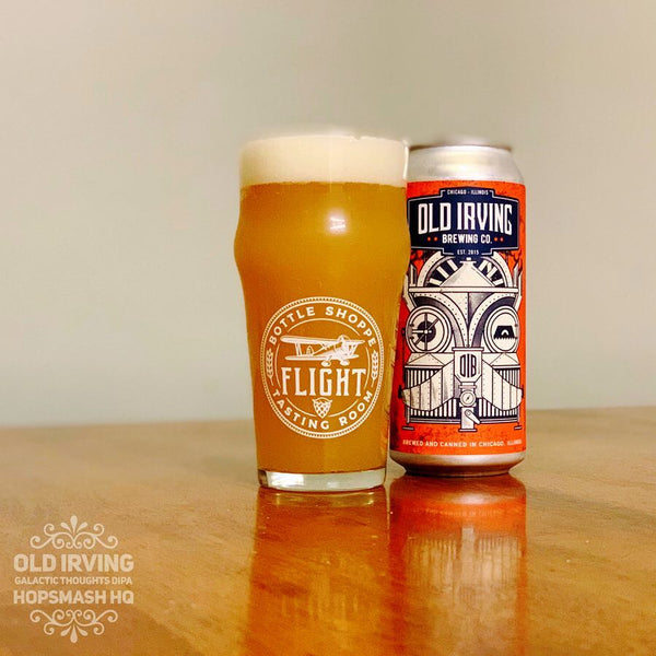 Old Irving - Galactic Thoughts Double IPA