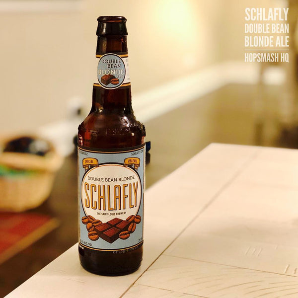 Schlafly - Double Bean Blonde Ale