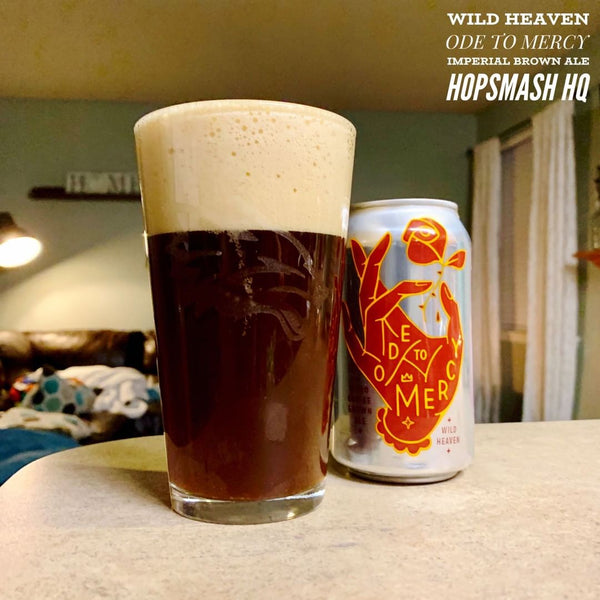 Wild Heaven - Ode To Mercy Imperial Brown Ale