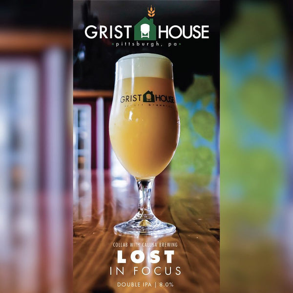 Grist House Tap Takeover - The Burger Social in Wheaton, Illinois