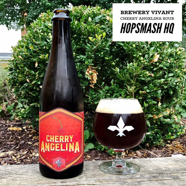 Brewery Vivant - Cherry Angelina Barrel-Aged Sour Ale