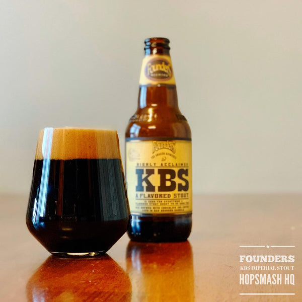 Founders - KBS Imperial Stout