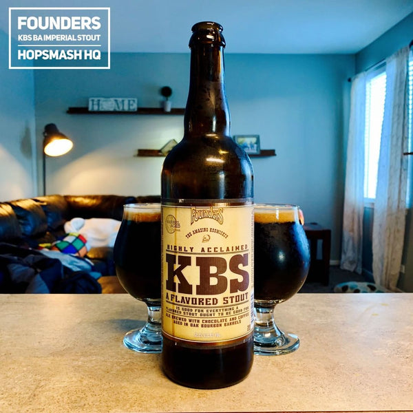 Founders - KBS Barrel-Aged Imperial Stout