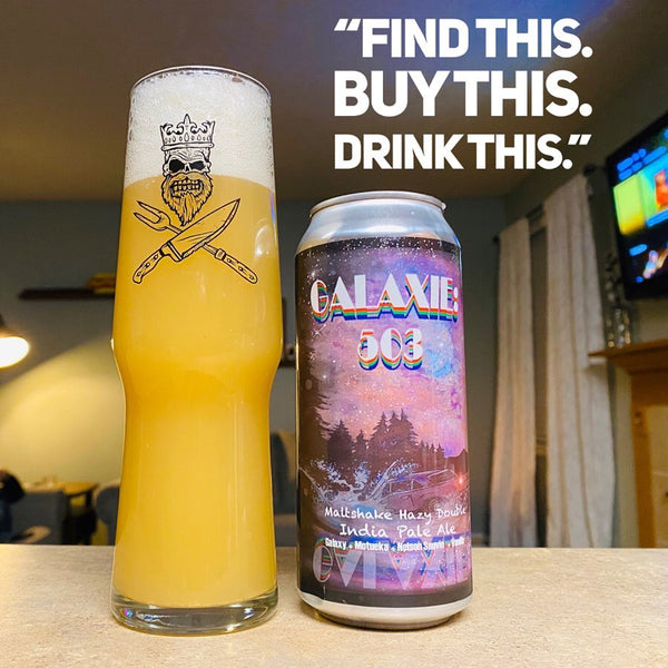 Black Lung - Galaxie 503 Double IPA