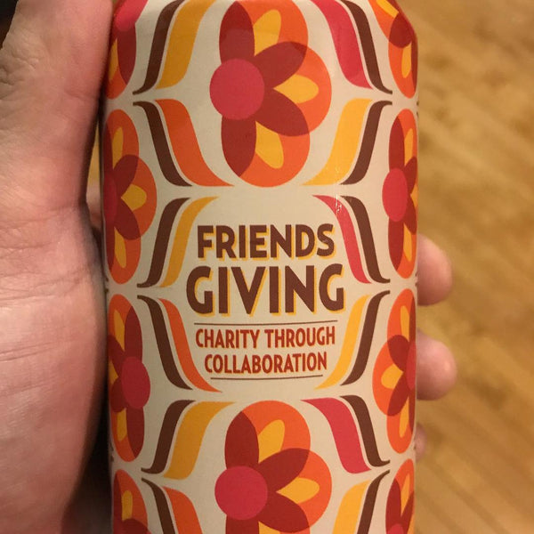 Double Nickel, Cape May, Tonewood & Urban Village - Friends Giving Double IPA