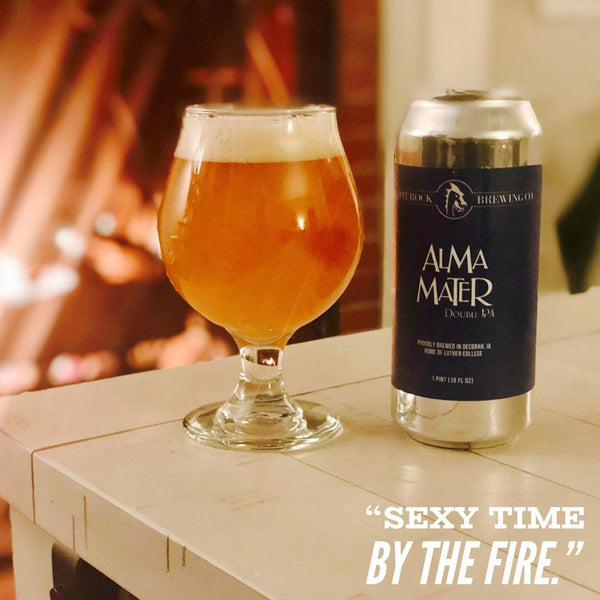Pulpit Rock - Alma Mater Double IPA