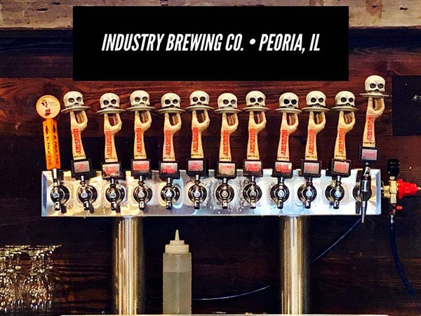 Industry Brewing Co. - Peoria, Illinois