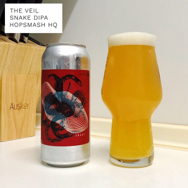 The Veil - Snake Double IPA