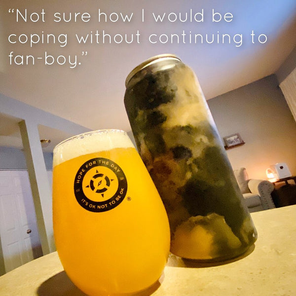 Foreign Objects - Glass Candle Grenades IPA