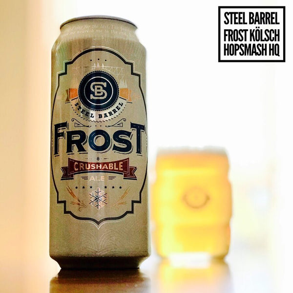 Steel Barrel - Frost Crushable Ale