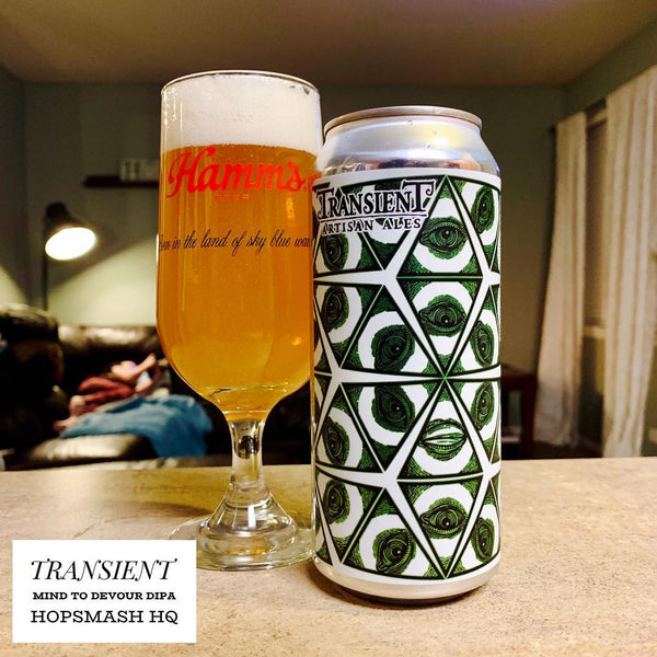 Transient - Mind To Devour Double IPA