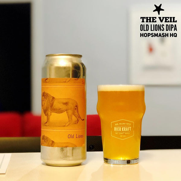 The Veil - Old Lions Double IPA