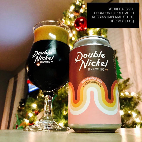 Double Nickel - BBA Russian Imperial Stout